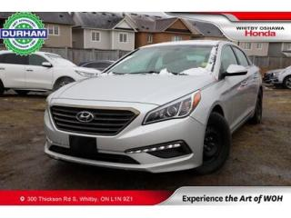 Used 2017 Hyundai Sonata 4dr Sdn 2.4L Auto GLS for sale in Whitby, ON