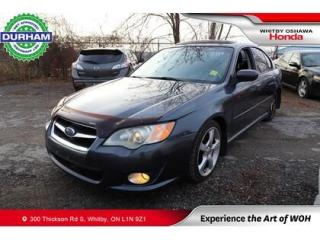 Used 2008 Subaru Legacy LIMITED for sale in Whitby, ON