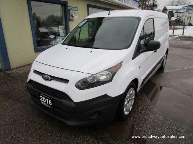 2016 Ford Transit Connect CARGO MOVING XL EDITION 2 PASSENGER 2.5L - DOHC.. MIDDLE DIVIDER.. IN-CARGO SHELVING.. SLIDING PASSENGER DOOR.. AIR CONDITIONING.. BLUETOOTH..