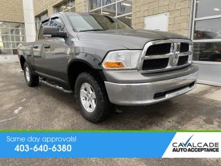 Used 2009 Dodge Ram 1500 SLT/Sport for sale in Calgary, AB