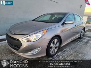Used 2012 Hyundai Sonata HYBRID w/Premium Pkg for sale in Edmonton, AB