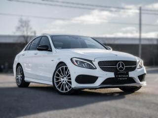 Used 2017 Mercedes-Benz C-Class AMG C 43 I NAVIGATION I BACK UP for sale in Toronto, ON