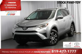 Used 2016 Toyota RAV4 CAM RECUL| BAS KILO| COMME NEUF for sale in Drummondville, QC