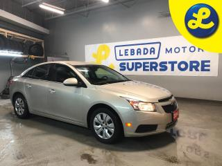 Used 2014 Chevrolet Cruze LT * Cruise Control * Steering Wheel Controls * Hands Free Calling * AM/FM/SAT/USB/Aux * Automatic Headlights * Keyless Entry * On Star * for sale in Cambridge, ON