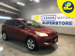 Used 2014 Ford Escape SE * Back Up Camera * Cruise Control * Hands Free Calling * MicroSoft Sync * Heated Cloth Seats * Radio w/Seek-Scan, Clock, Steering Wheel Controls an for sale in Cambridge, ON