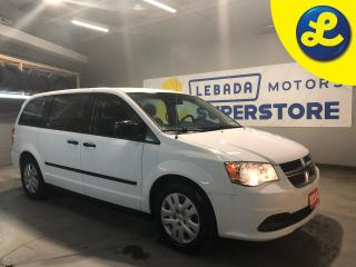 Used 2014 Dodge Grand Caravan SE * 7 Passenger * Econ Mode * Automatic/Manual Mode * Keyless Entry * Cruise Control * Steering Wheel Controls * Heated Mirrors * Power Locks * Power for sale in Cambridge, ON