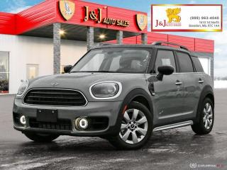 Used 2020 MINI Cooper Countryman Cooper Brand New, All4 , Auto, Fully Loaded for sale in Brandon, MB