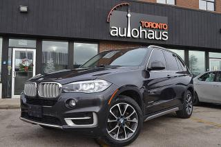 Used 2016 BMW X5 XDrive 35d Diesel With Premium PKG for sale in Concord, ON