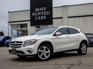 Used 2018 Mercedes-Benz GLA 250 4MATIC|BLIND|NAV|PADDLE|18