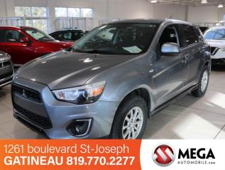 Used 2013 Mitsubishi RVR SE 4WD for sale in Gatineau, QC