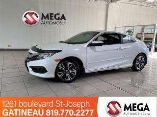Used 2018 Honda Civic Cpe EX for sale in Gatineau, QC