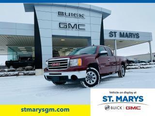 Used 2013 GMC Sierra 1500 SLE for sale in St. Marys, ON