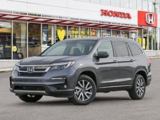 New 2021 Honda Pilot EX-L NAVI for sale in Vancouver, BC