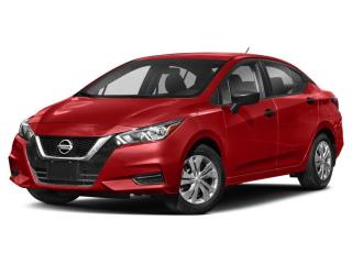 New 2021 Nissan Versa SV for sale in Toronto, ON