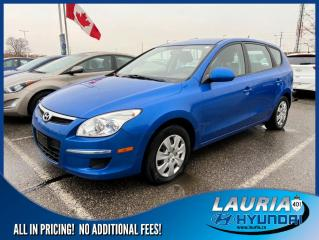 Used 2011 Hyundai Elantra Touring GL - LOW KMS for sale in Port Hope, ON