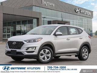 New 2021 Hyundai Tucson AWD 2.0L Essential for sale in Barrie, ON