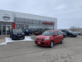 Used 2016 Nissan Micra 1.6 SV at for sale in Smiths Falls, ON