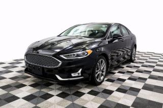 Used 2020 Ford Fusion Hybrid Titanium for sale in New Westminster, BC