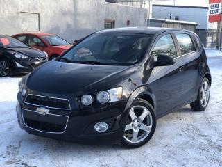 Used 2015 Chevrolet Sonic LT Auto for sale in Saskatoon, SK
