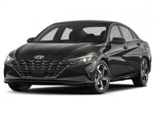 New 2021 Hyundai Elantra ULTIMATE W/BLACK SEATS for sale in Mississauga, ON