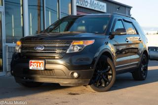 Used 2014 Ford Explorer Limited HEATED/AC/POWERED SEATS - BACKUP CAM - CARFAX CLEAN! for sale in Chatham, ON