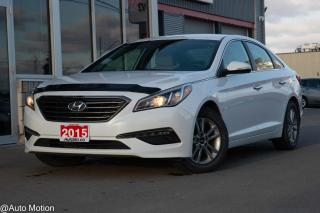 Used 2015 Hyundai Sonata BACKUP CAM - HEATED/POWERED SEATS - HEATED STEERING WHEEL - CARFAX CLEAN for sale in Chatham, ON