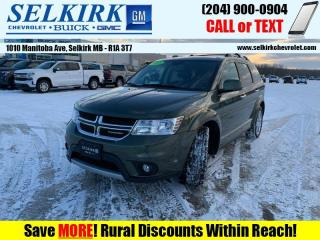 Used 2018 Dodge Journey GT  *7-PASS, LEATHER, BACK-UP CAM* for sale in Selkirk, MB