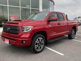 Used 2018 Toyota Tundra SR5 Plus 5.7L V8 TRD SPORT! for sale in Cobourg, ON
