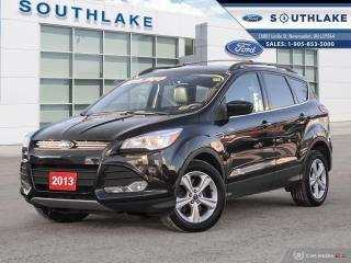 Used 2013 Ford Escape SE LEATHER|MOONROOF|4x4 for sale in Newmarket, ON