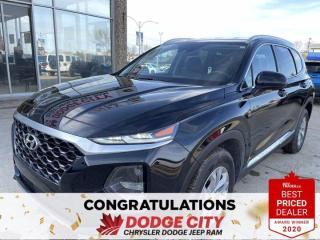 Used 2020 Hyundai Santa Fe Essential-AWD,B/U Camera,Htd. Seats & Wheel for sale in Saskatoon, SK