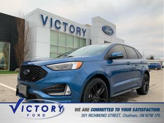 Used 2019 Ford Edge ST| ADAPTIVE CRUISE| NAV| ROOF for sale in Chatham, ON