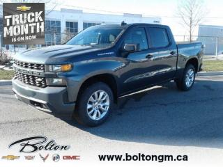 New 2021 Chevrolet Silverado 1500 Custom for sale in Bolton, ON