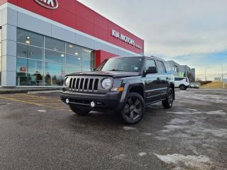Used 2016 Jeep Patriot 75th Anniversary for sale in Calgary, AB