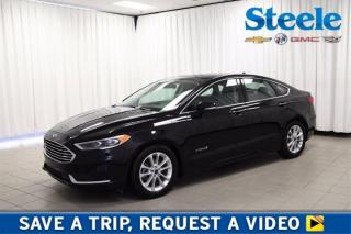 Used 2019 Ford Fusion Hybrid SEL for sale in Dartmouth, NS
