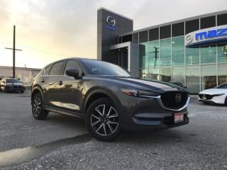 Used 2018 Mazda CX-5 GT AWD | Tech Package for sale in Chatham, ON