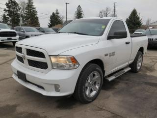 Used 2018 RAM 1500 ST Local Trade serviced at our dealership for sale in St. Thomas, ON