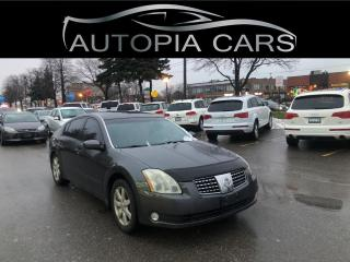 Used 2004 Nissan Maxima SL AUTOMATIC SUNROOF for sale in North York, ON