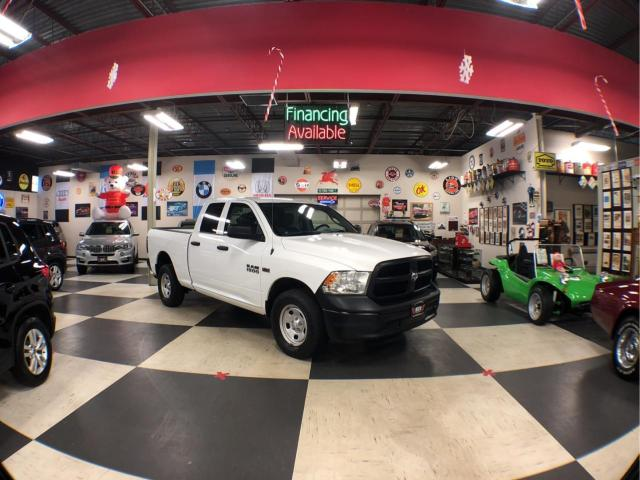 "2018 RAM 1500 ST 4x4 Quad Cab 6'4"" Box *Ltd Avail*"