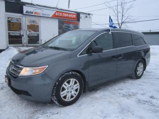 Used 2012 Honda Odyssey LX for sale in Gloucester, ON