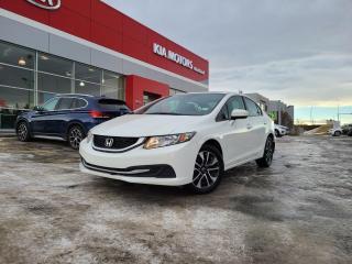 Used 2015 Honda Civic Sedan EX for sale in Calgary, AB