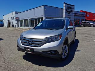 Used 2013 Honda CR-V Touring for sale in St. Catharines, ON