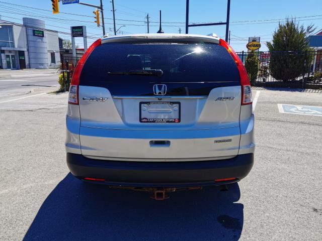2013 Honda CR-V Touring Photo4