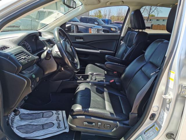 2013 Honda CR-V Touring Photo6