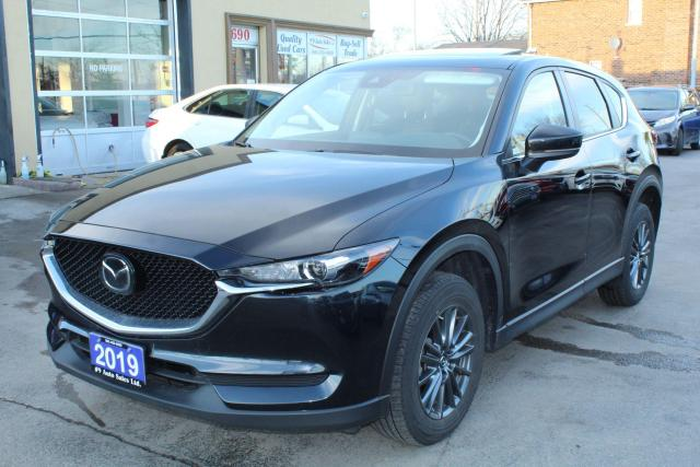 2019 Mazda CX-5 GS Leather Roof