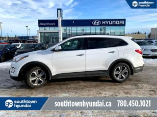 Used 2014 Hyundai Santa Fe XL LUXURY/7 PASS/LEATHER/PANOROOF/AWD for sale in Edmonton, AB