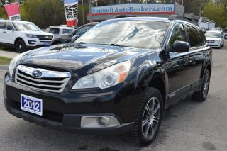 Used 2012 Subaru Outback 2.5i w/Limited & Nav Pkg for sale in Richmond Hill, ON