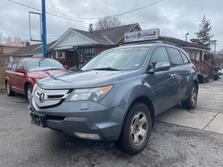 Used 2009 Acura MDX Elite Pkg for sale in Toronto, ON