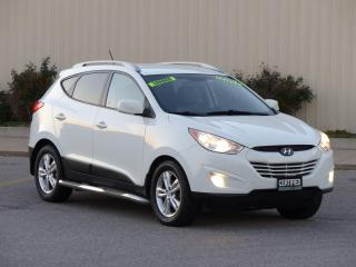 Used 2012 Hyundai Tucson LEATHER,HEATED SEATS,ALLOY RIMS,LOADED,NO-ACCIDENT for sale in Mississauga, ON