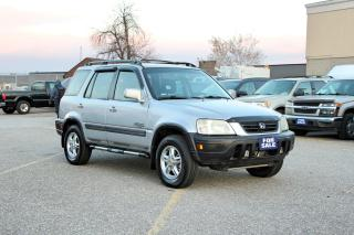 Used 2001 Honda CR-V EX for sale in Brampton, ON