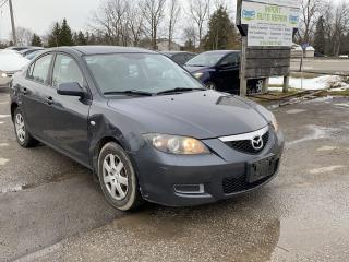 Used 2008 Mazda MAZDA3 GS for sale in Komoka, ON